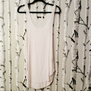 Dex Long Muscle Tee Nightgown Size Small